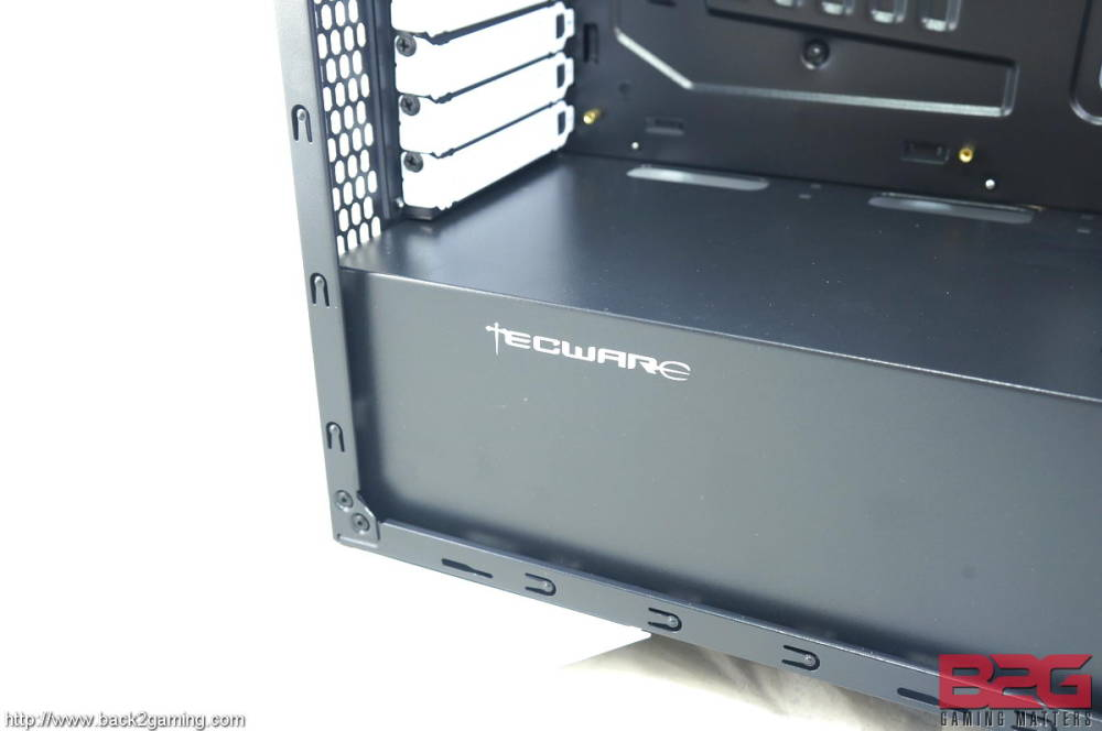 Tecware Alpha Chassis Review - tecware alpha
