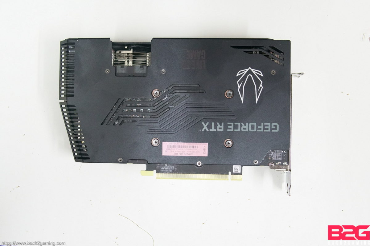 ZOTAC GAMING RTX 3070 Twin Edge OC Graphics Card Review - ZOTAC RTX 3070 Twin Edge