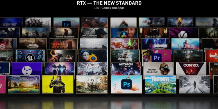 NVIDIA DLSS & Raytracing Comes to 8 New Games -